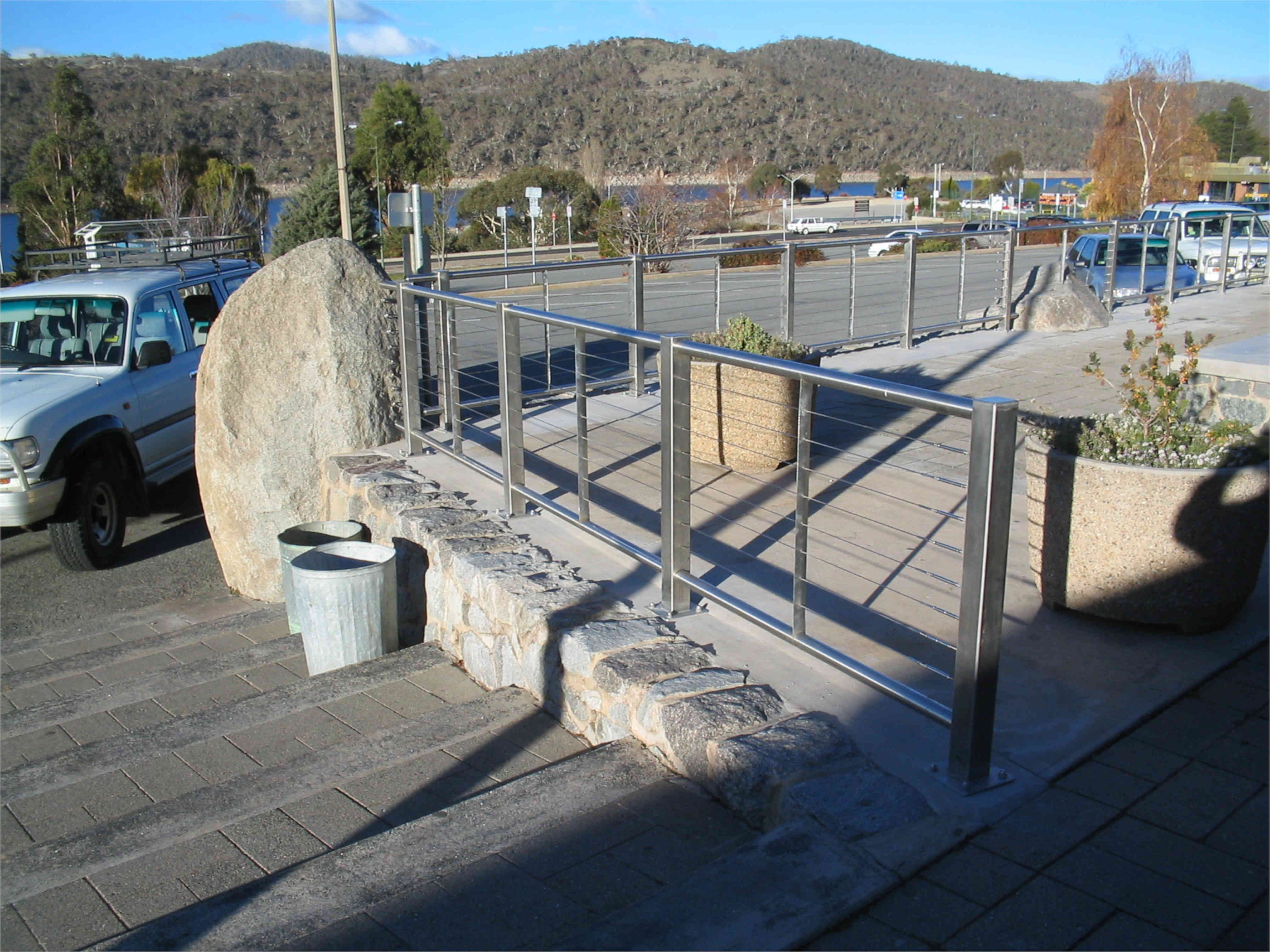 Jindabyne Balustrading With Hamish 004
