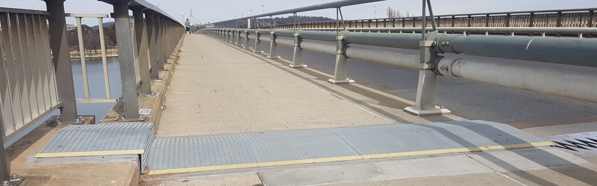Commonwealth Bridge Expansion Joint