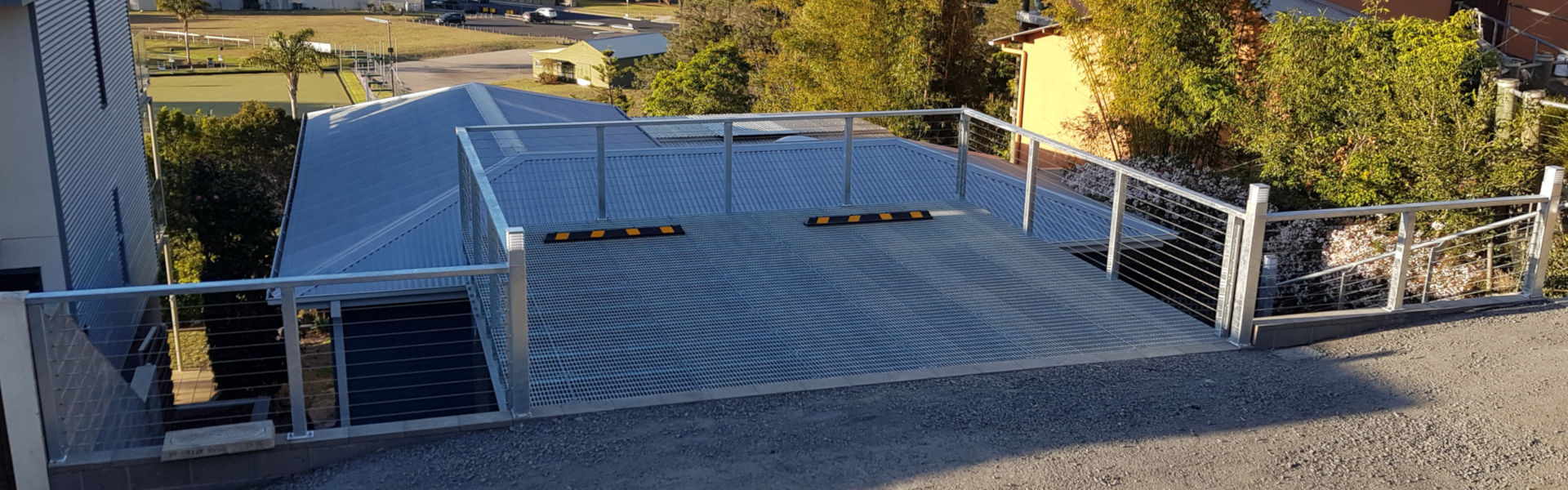 Tathra 2 Bay Parking Platform